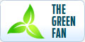 Green Fan Logo